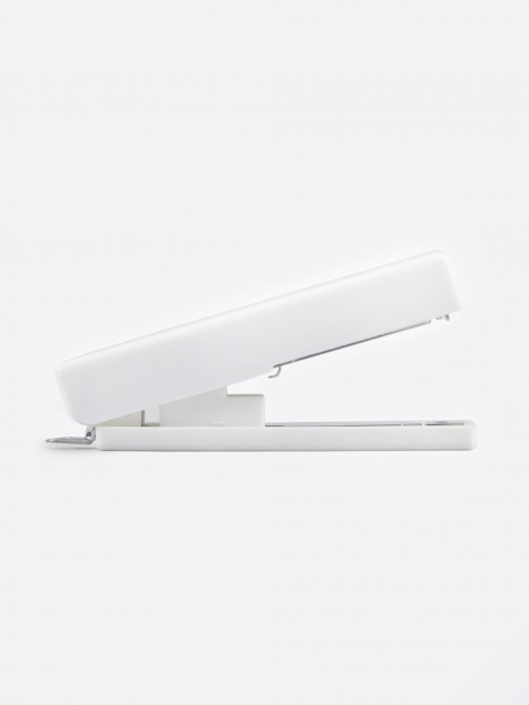 CL Compact Stapler - White