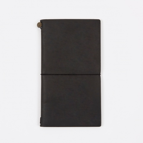 Travelers Notebook - Black