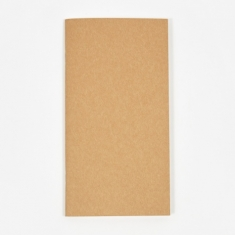 Midori Travelers Refill Lined Notebook