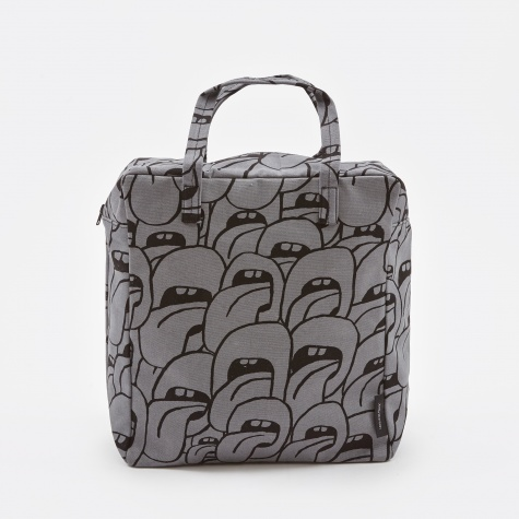 Got This Licked Shopping Bag - Grey