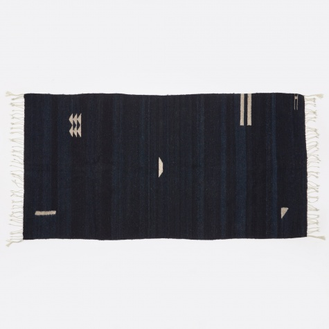 Wool Rug - Florence Deep Navy