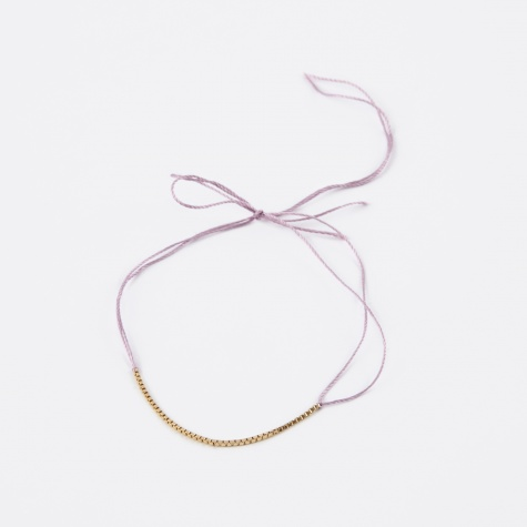 Wish Gold Bracelet - Liliac