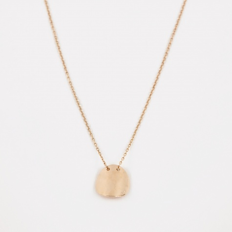 Millor Chain Necklace - 10K Gold