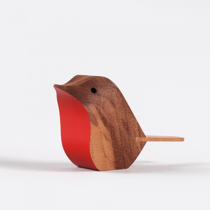 Matt Pugh Robin - Red Chest (Image 1)