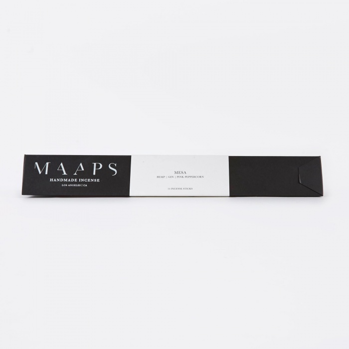 M A A P S Incense Sticks - Mesa (Image 1)