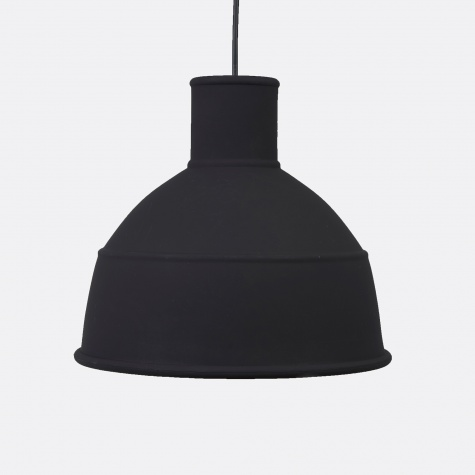 Unfold Pendant - Black