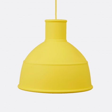Unfold Pendant - Yellow