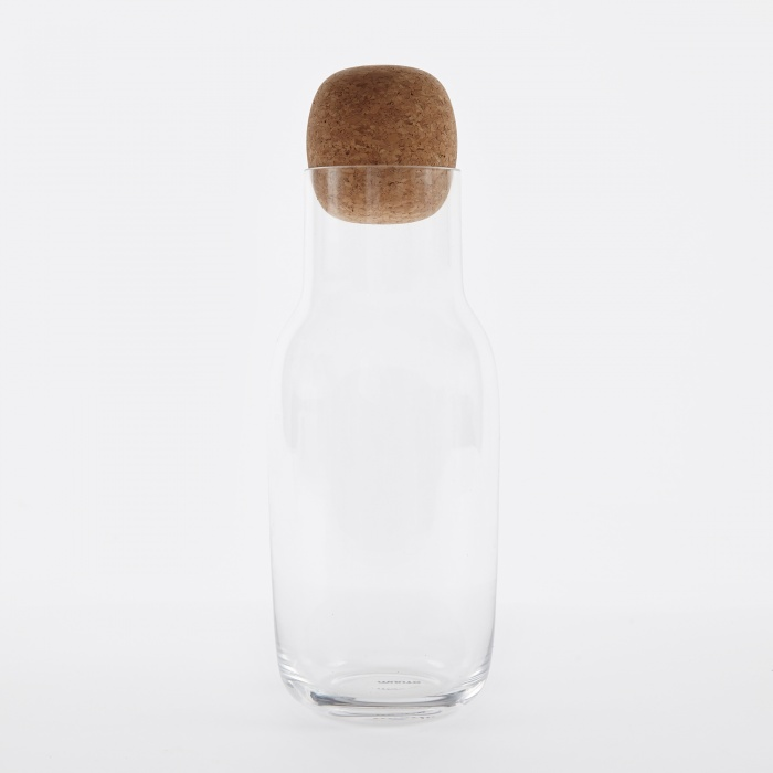 Muuto Corky Carafe - Clear (Image 1)