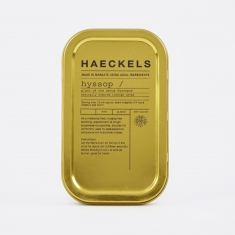 Haeckels Incense Tin - Hyssop - 25g