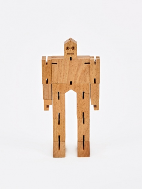 Cubebot Julien - Wood