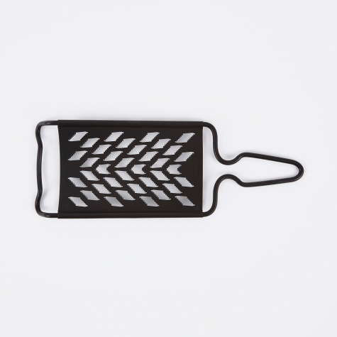 Grater L - Black Stainless Steel