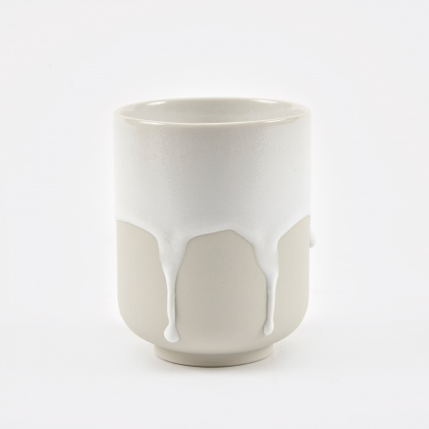 Melting Mug - White