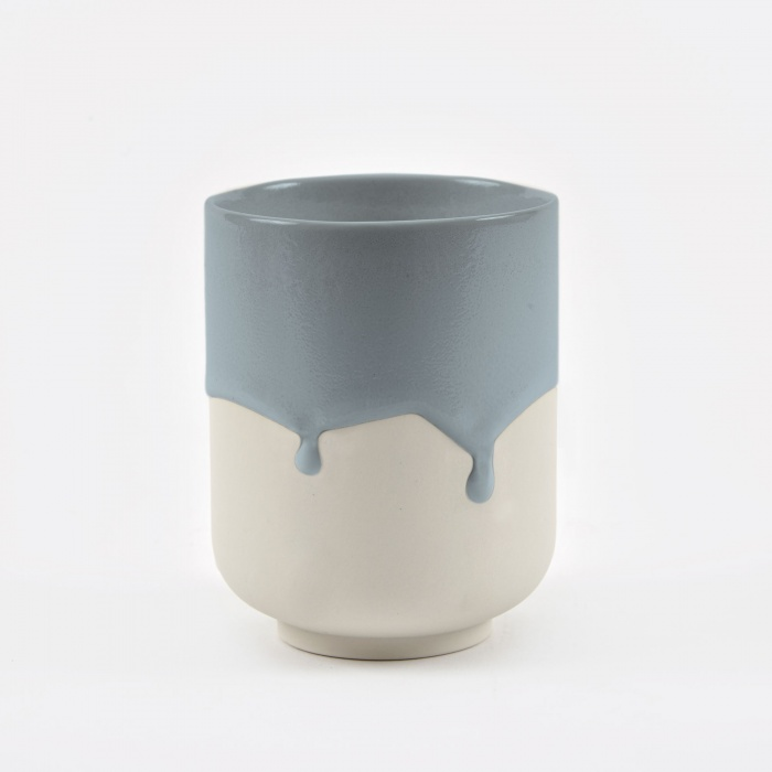 Studio Arhoj Melting Mug - Grey (Image 1)