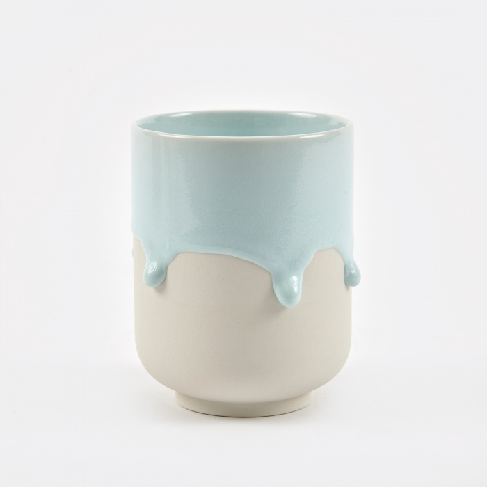 Studio Arhoj Melting Mug - Mint (Image 1)