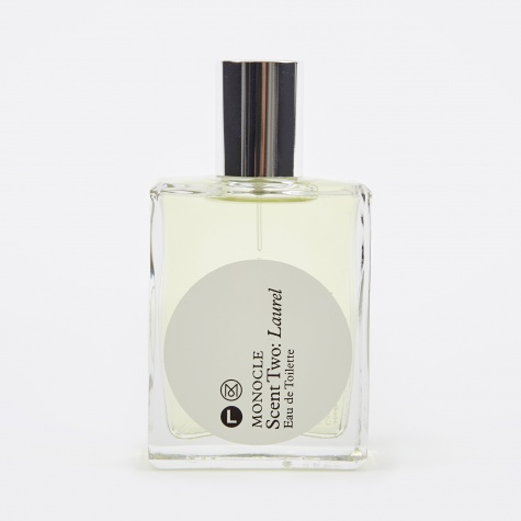 Monocle x Comme des Garcons Scent Two: Laurel - 50ml