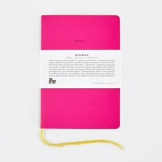 The School of Life School of Thought Notebooks - The Pop Artists