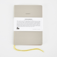 The School of Life School of Thought Notebooks - The English Mod