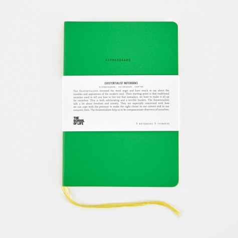 School of Thought Notebooks - The Existential