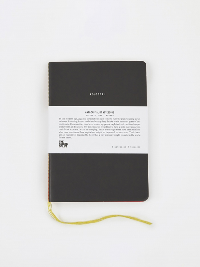 The School of Life School of Thought Notebooks - The Anti-Capita (Image 1)