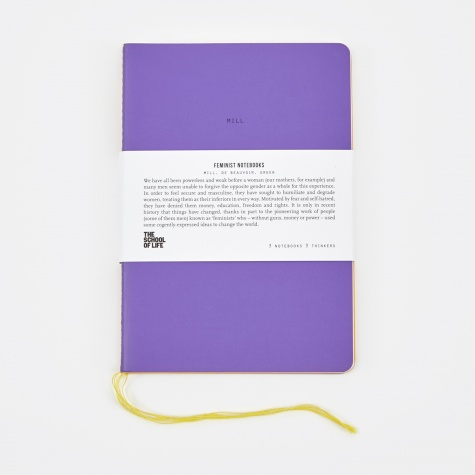 School of Thought Notebooks - The Feminists
