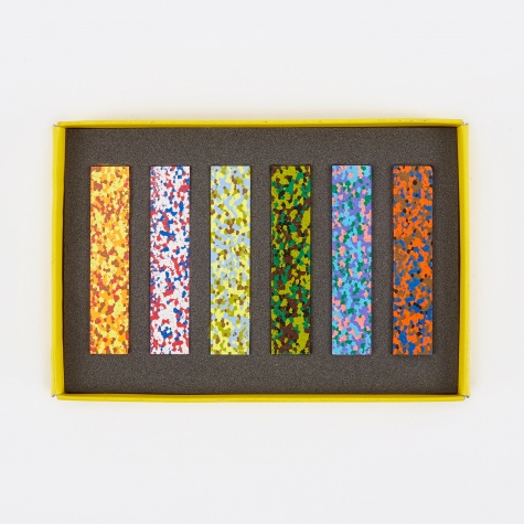 Dot Musee Multi-Color Crayon Stick - Set of 6