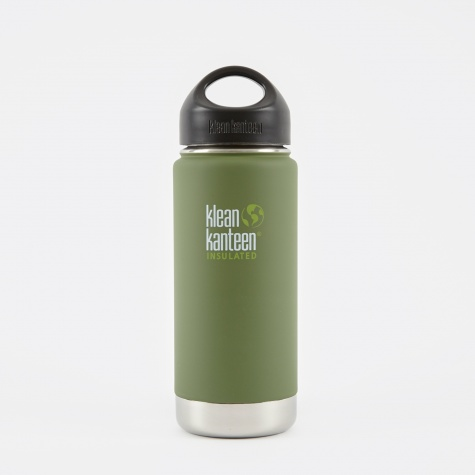 Wide Insulated 473ml - Vineyard Green