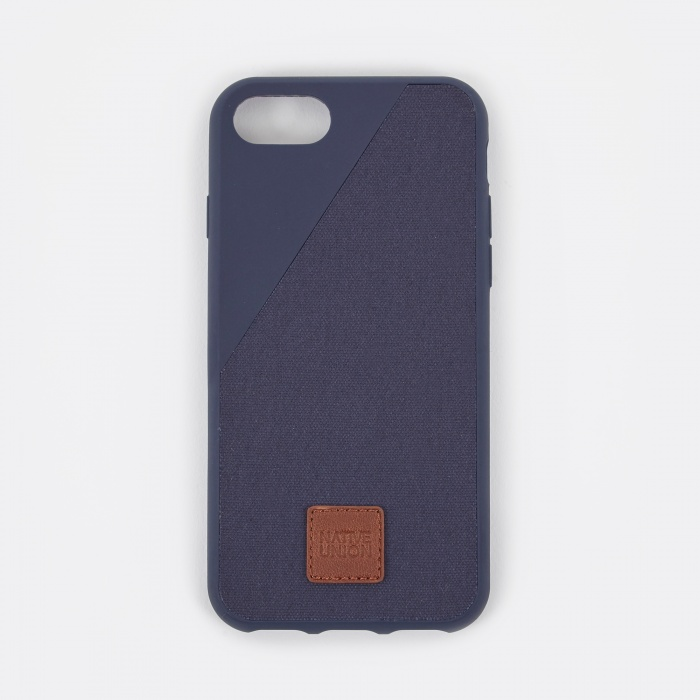 Native Union Clic 360 iPhone 7 Case - Navy (Image 1)