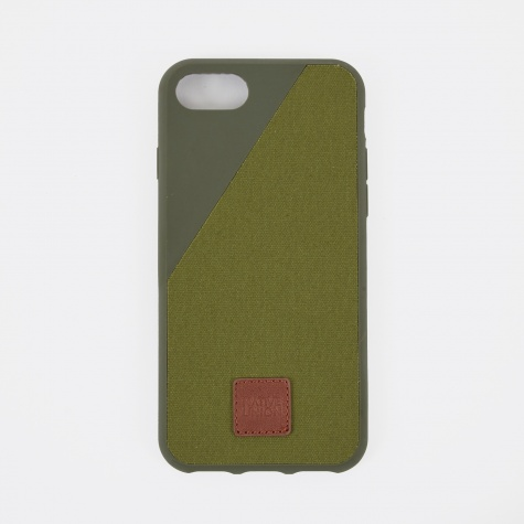 Clic 360 iPhone 7 Case - Olive