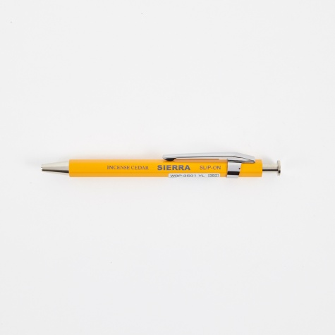 Ballpen Small - Yellow