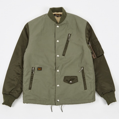 ACJK Lined Jacket - Olive Drab