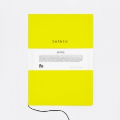 The School of Life Big Thinkers Notebooks : Darwin & Woolf