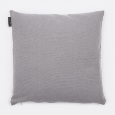 Linum Pepper Cushion 50x50cm - Light Grey