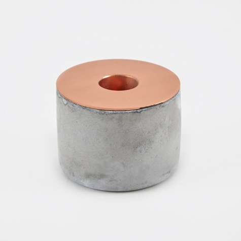 Chunk of Concrete Medium - Copper