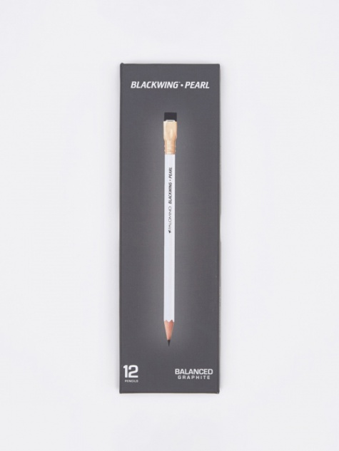 Blackwing Pearl Pencils - Set of 12