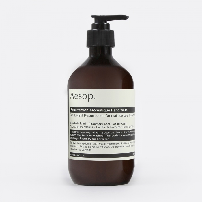 Aesop Resurrection Hand Wash - 500ml (Image 1)