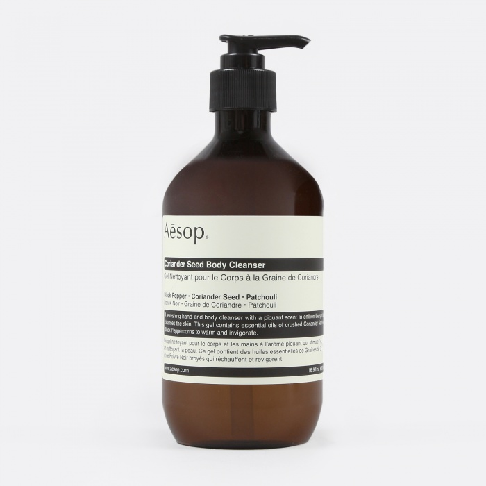 Aesop Coriander Seed Body Cleanser - 500ml (Image 1)