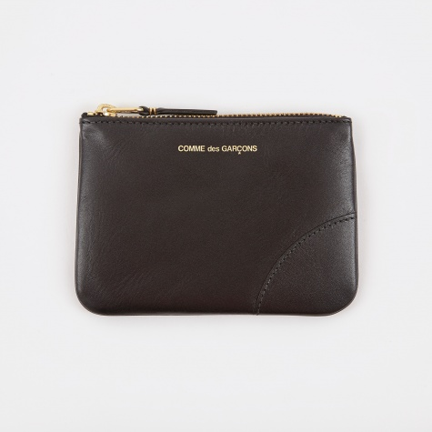 Comme Des Garcons Wallet Classic Leather (SA8100) - Black