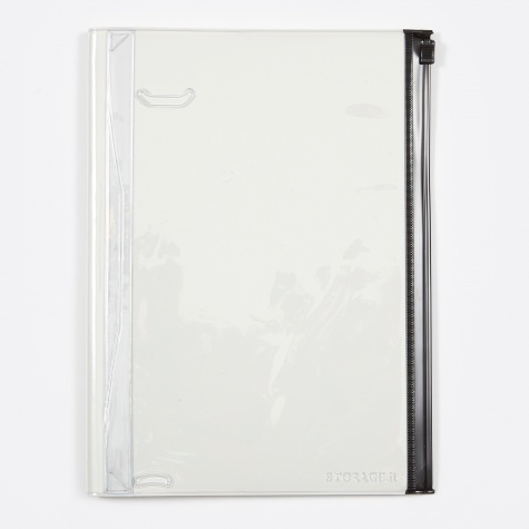 STORAGE.IT Notebook Large - White