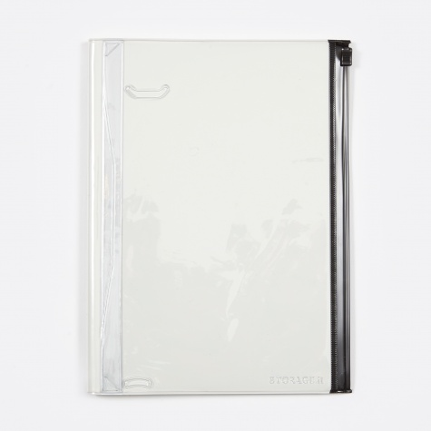 STORAGE.IT Notebook Medium - White