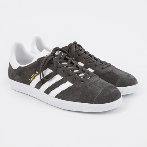 Gazelle - Solid Grey/White