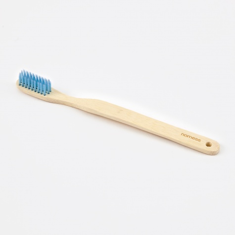 Bamboo Toothbrush - Blue