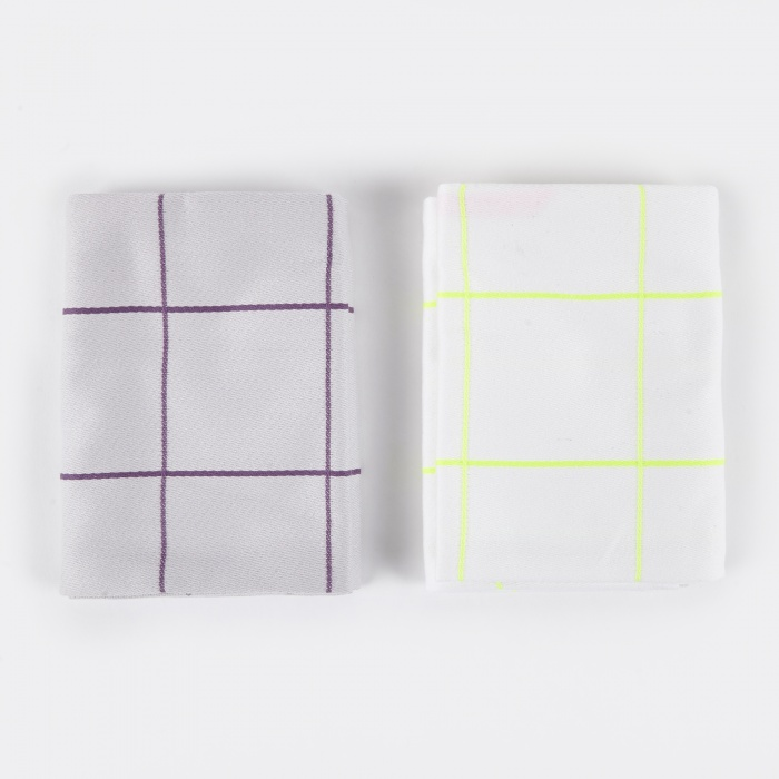 HAY Tea Towels Kitchen Tiles - Set of 2 (Image 1)