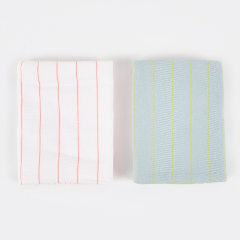 Tea Towels Gradient - Set of 2