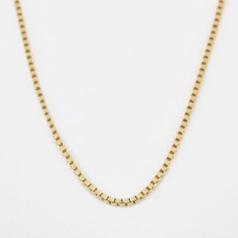 1.5 Venetian Chain - 9k Yellow Gold