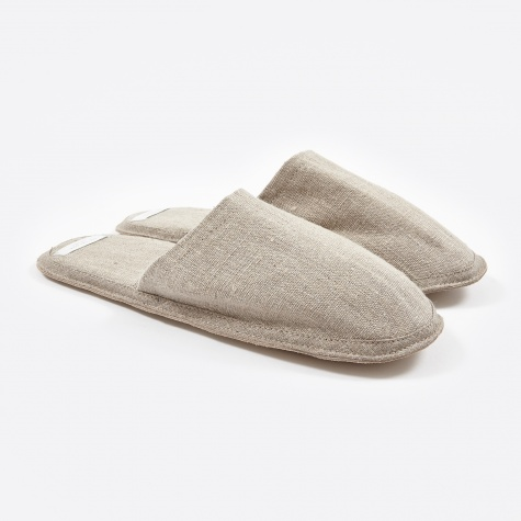 Slippers Natural - Medium