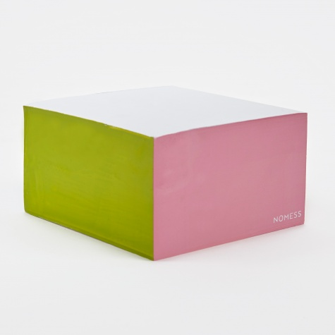 Colour Block Post-It Notes - Pink/Blue/Green