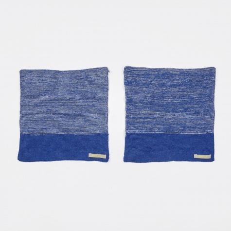 Dish Cloth - Blue Melange