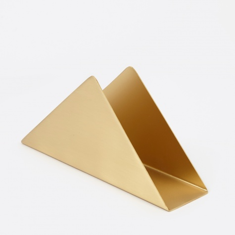 Triangle Stand - Brass