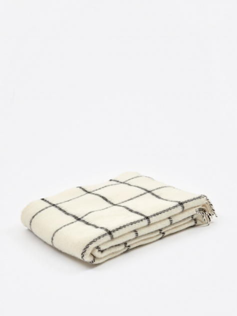Klippan Vinga Throw 130x200cm - White