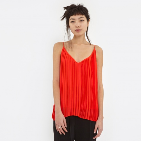 Sea Shell Camisole - Red